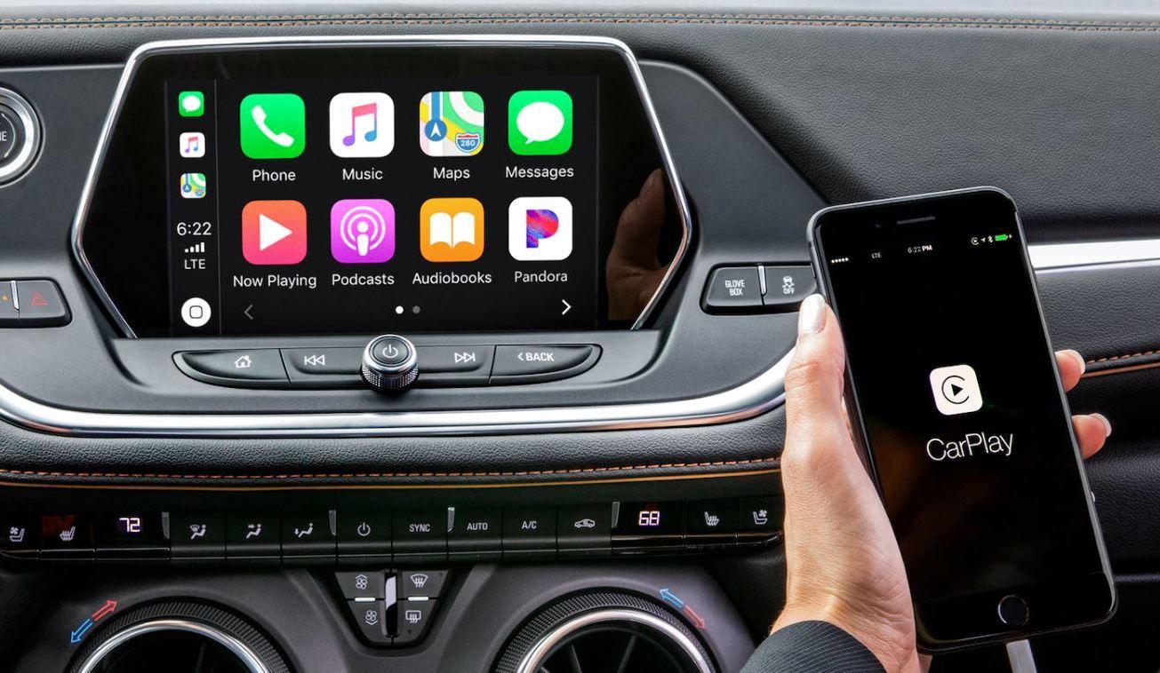 Technologies in the 2020 Blazer