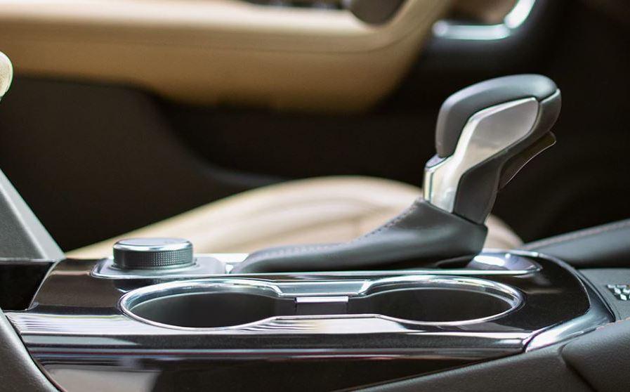 Luxury Details in the 2020 Blazer