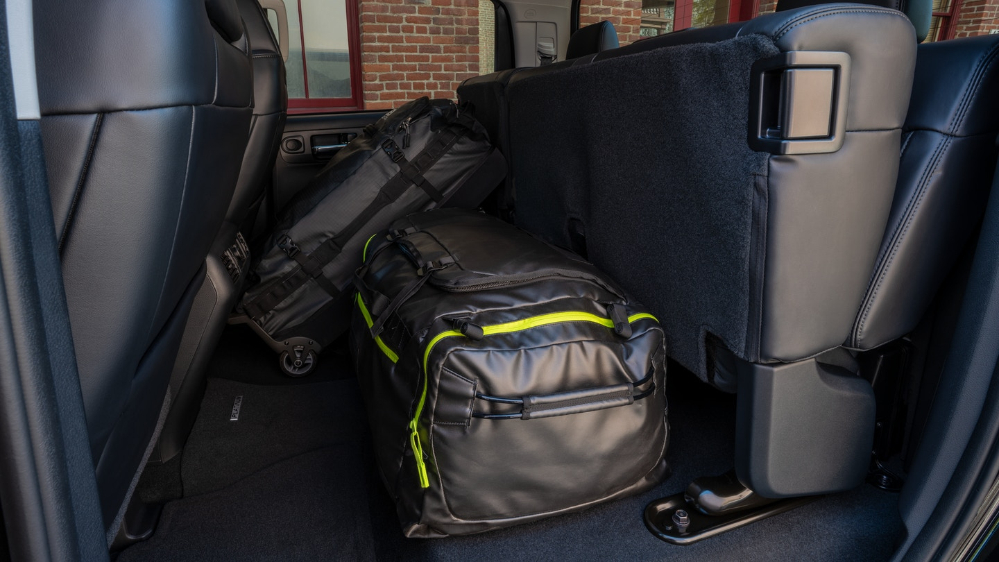 The 2020 Toyota Tundra Has Plenty of Room for Your Items!