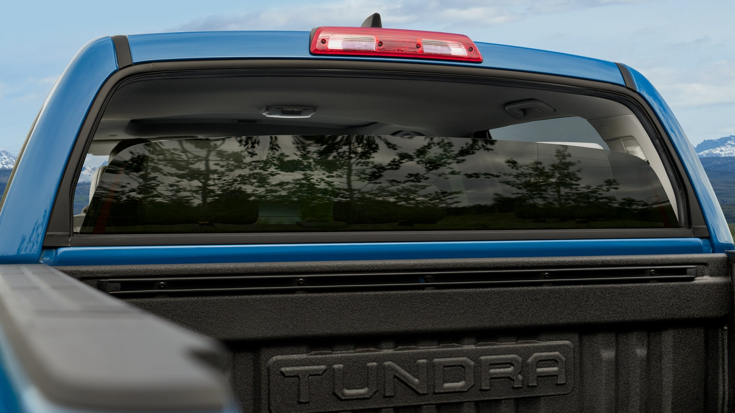 Exterior Details of the 2020 Toyota Tundra