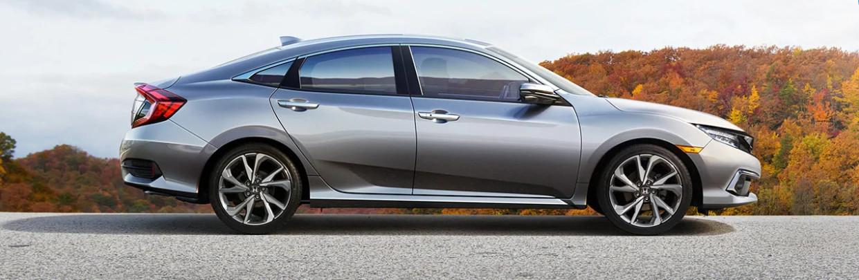 2020 Honda Civic for Sale near Kingwood, TX
