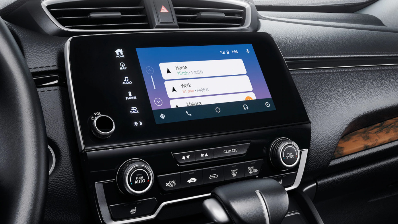 2020 CR-V With Android Auto™