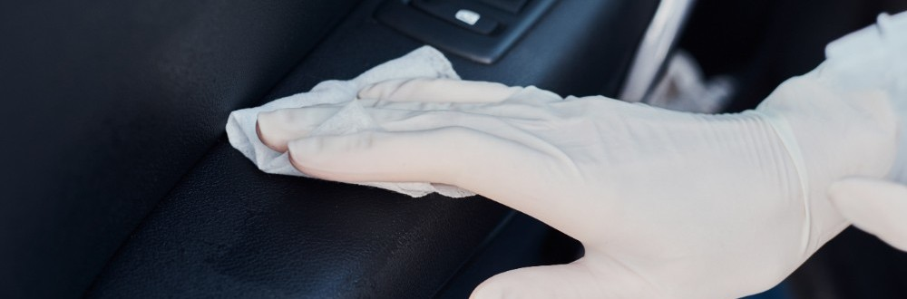 How to Disinfect Your Car in Tomball, TX