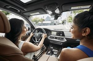 2020 BMW X5 Interior Safety