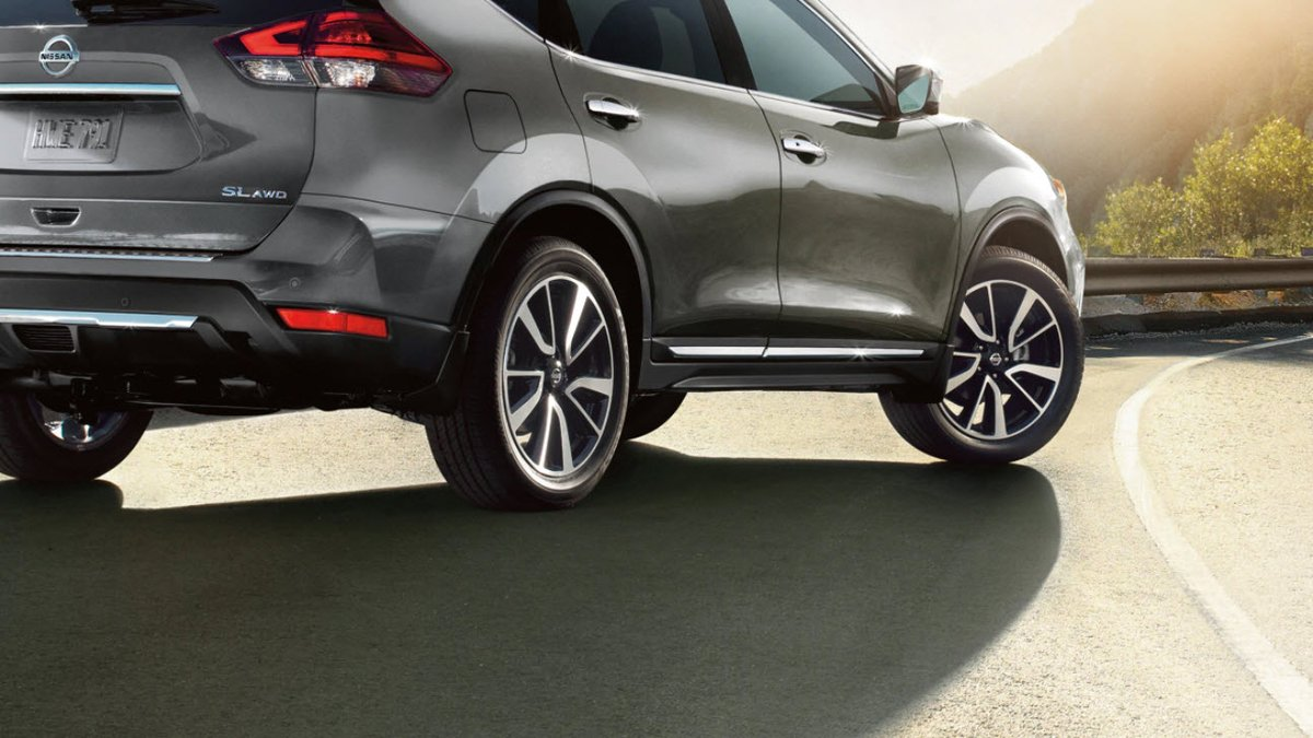 Exterior Details on the 2020 Nissan Rogue