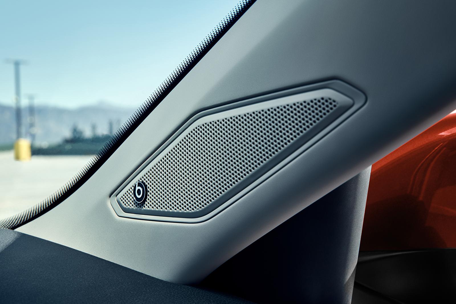 2020 Volkswagen Jetta Speaker System