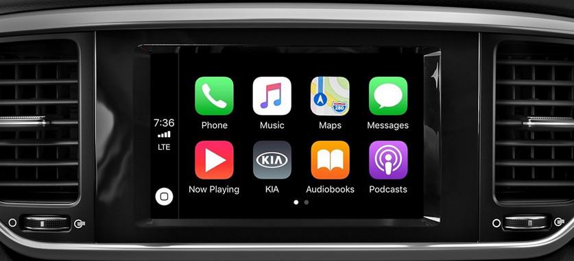 2020 Kia Sportage Apple CarPlay®