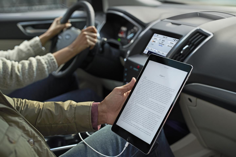 2020 Ford Edge Wi-Fi Hotspot