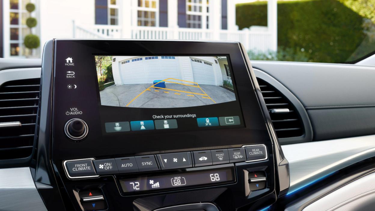 2020 Odyssey Safety Technology