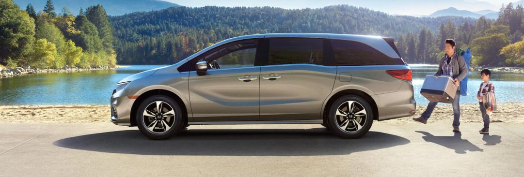 2020 Honda Odyssey Key Features near Sleepy Hollow, IL