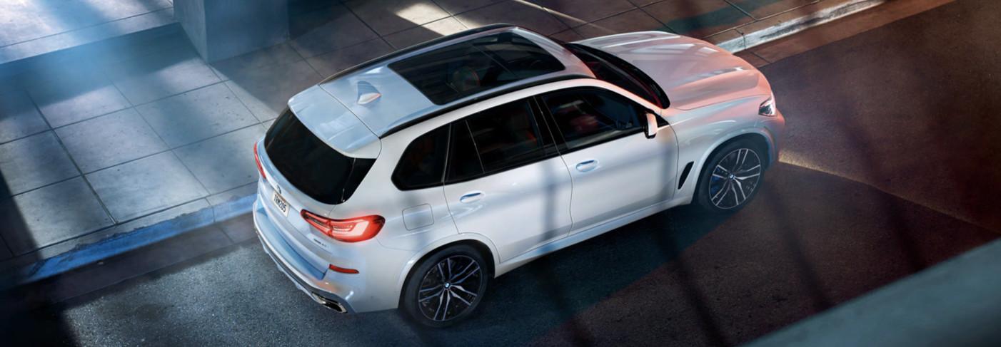 2020 BMW X5 Trim Levels near McKinney, TX