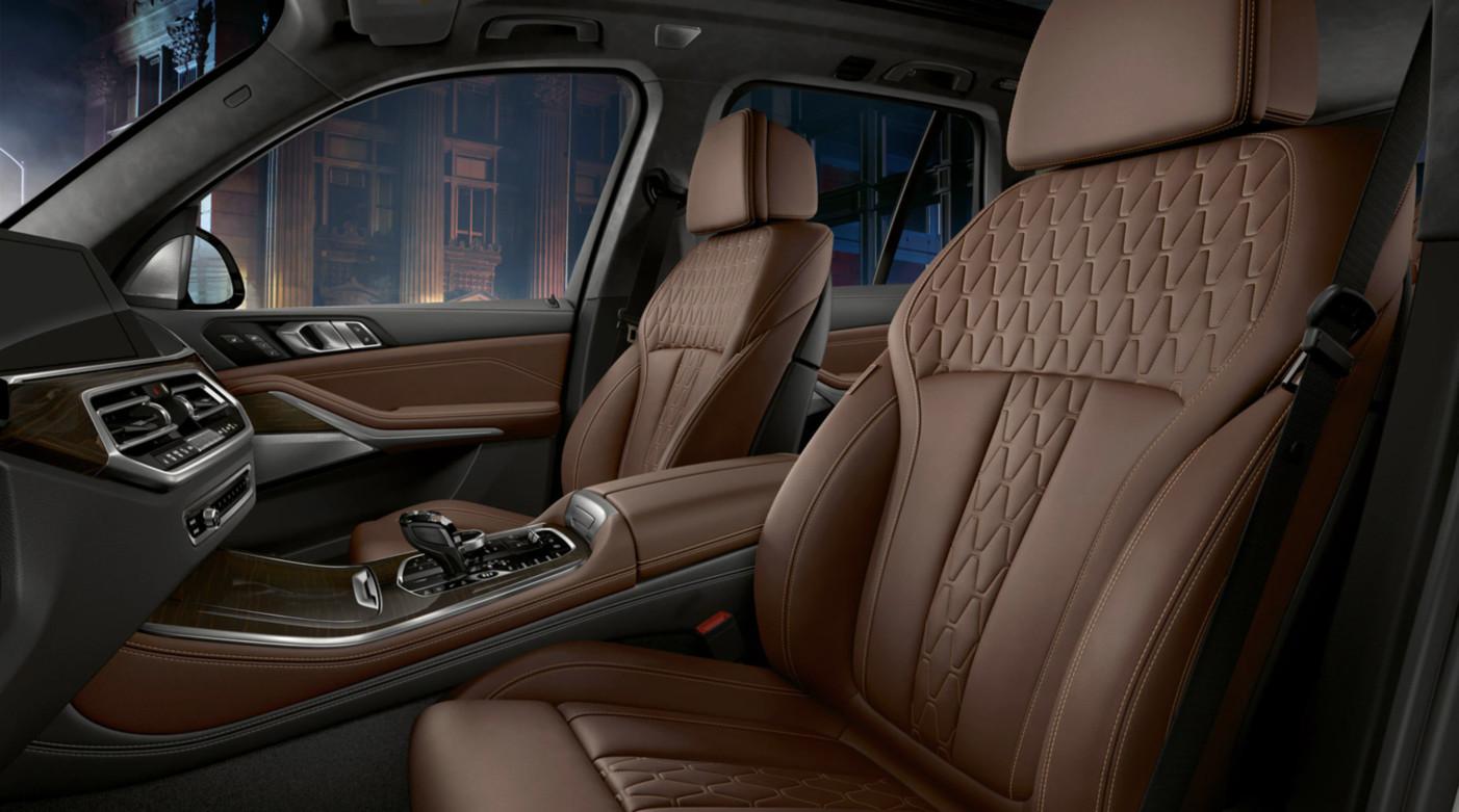2020 BMW X5 Seating
