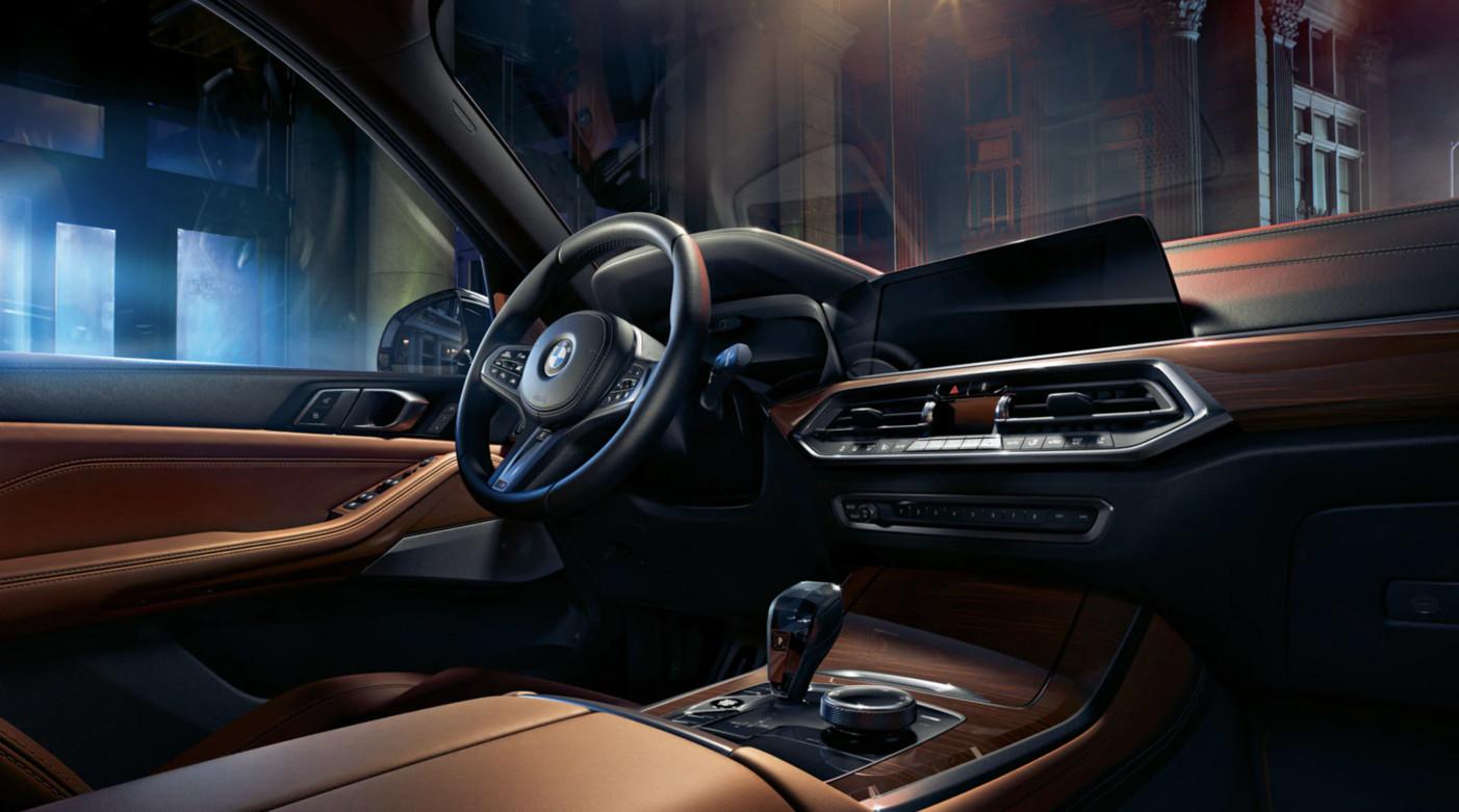 2020 BMW X5 Cockpit