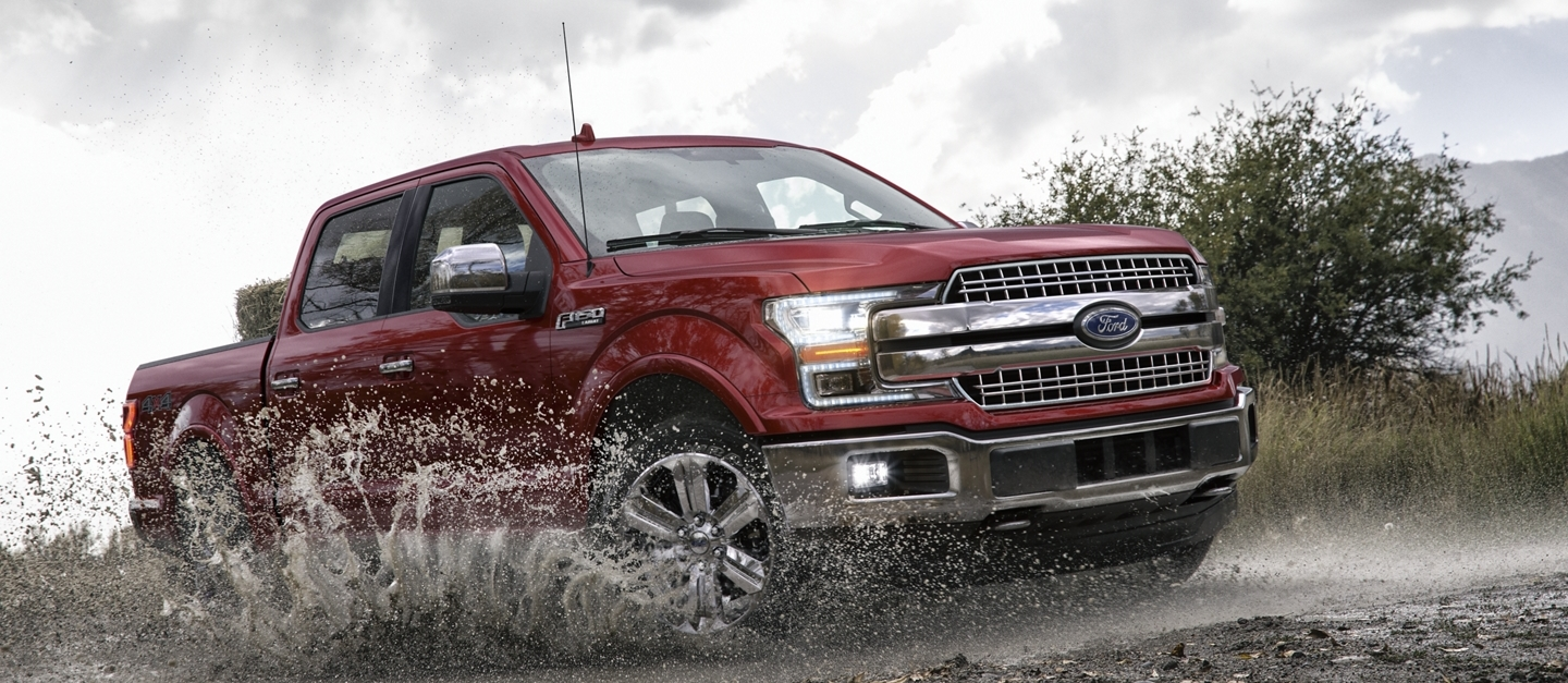 2020 Ford F-150 Key Features near Richardson, TX