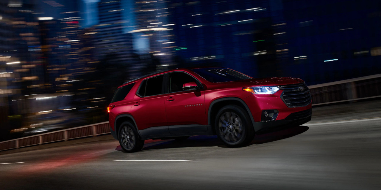 Experience the Traverse!