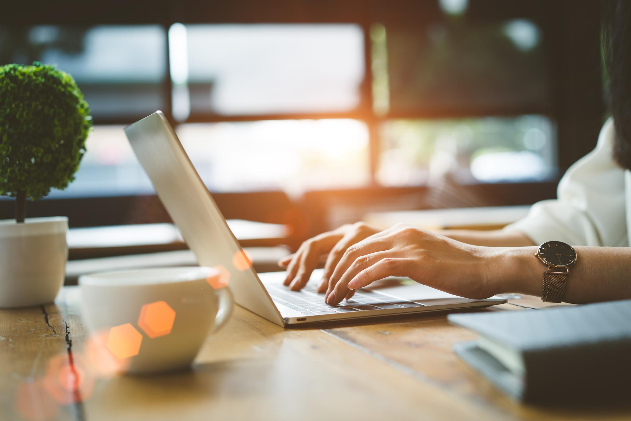 We Offer Online Financing