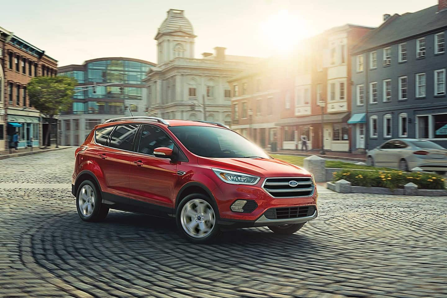 Check Out the Ford Escape!