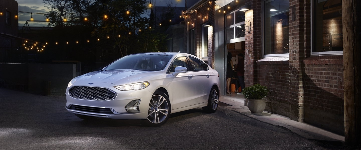 2020 Ford Fusion Key Features near Mesquite, TX