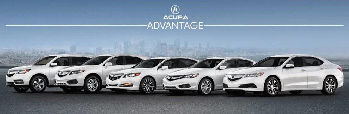 Acura Advantage Leasing Program!
