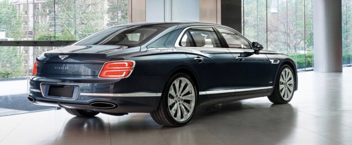 2020 Bentley Flying Spur Key Features in Northbrook, IL