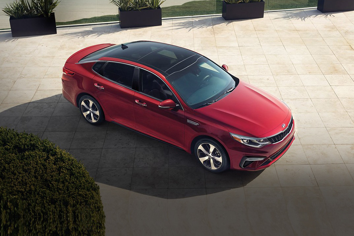 2020 Kia Optima Lease in San Antonio, TX