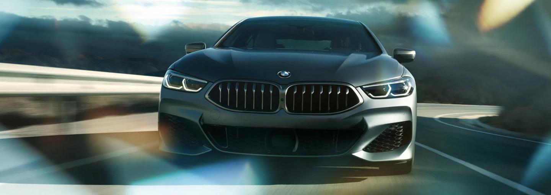 2020 BMW 8 Series Gran Coupe Trim Levels near Allen, TX