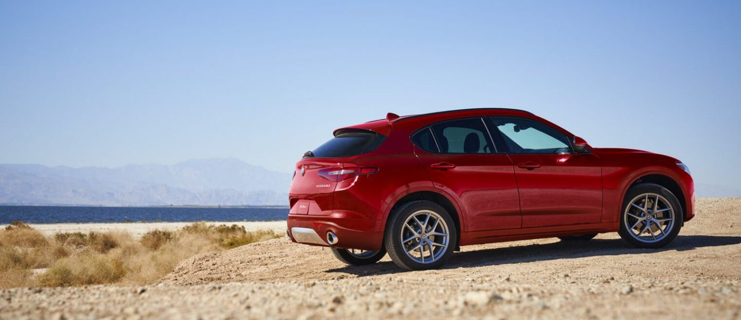 2020 Alfa Romeo Stelvio Lease near Denver, CO