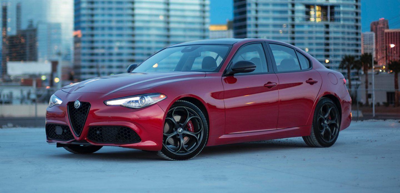 2020 Alfa Romeo Giulia Lease near Denver, CO