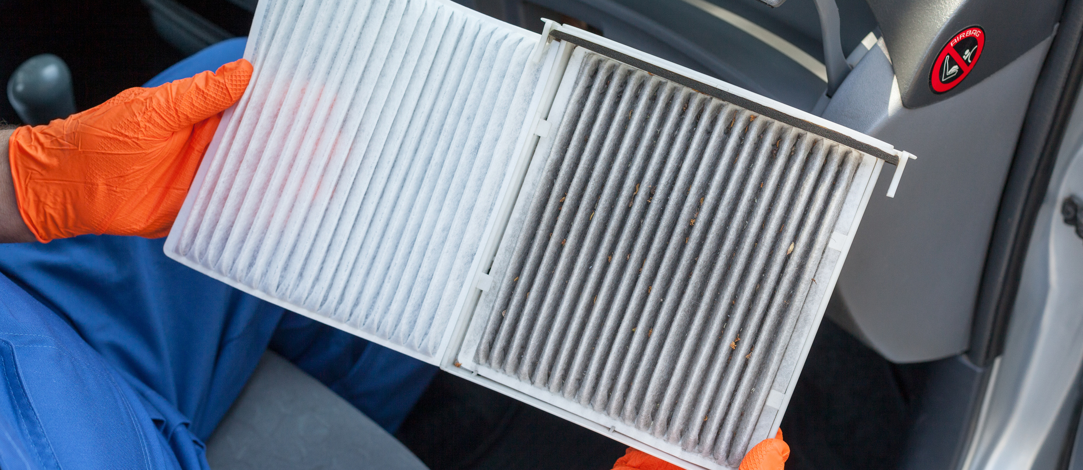 Cabin Air Filter Replacement near Hackensack, NJ
