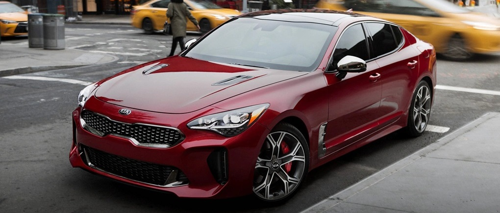 2020 Kia Stinger for Sale near San Marcos, TX