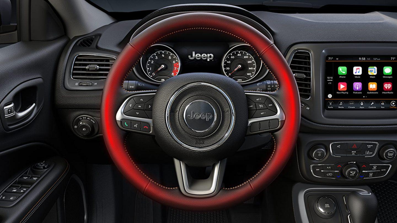 2020 Compass Heated Steering Wheel