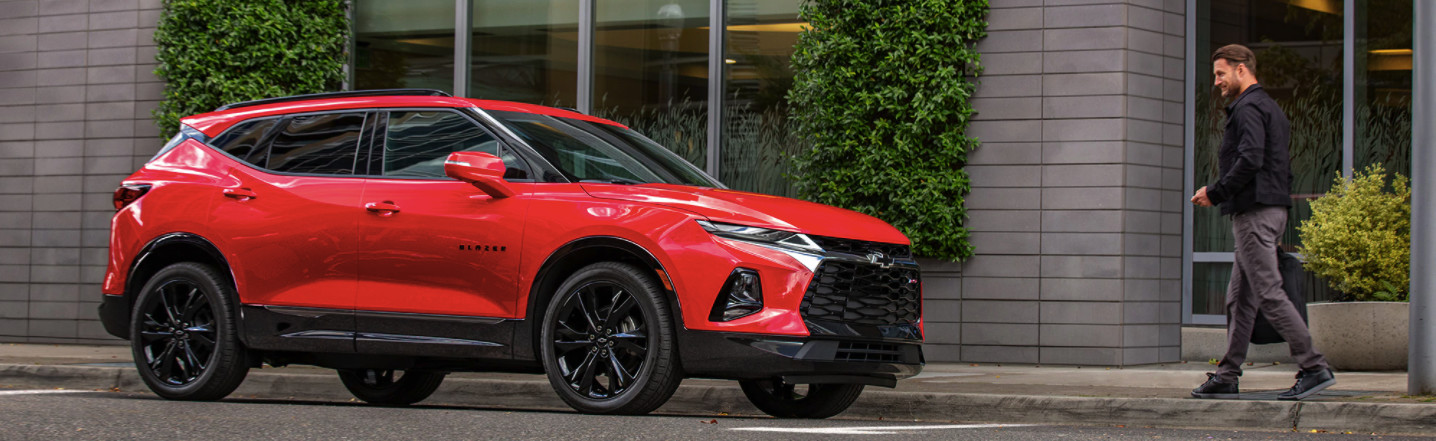 2020 Chevrolet Blazer for Sale near Grand Blanc, MI