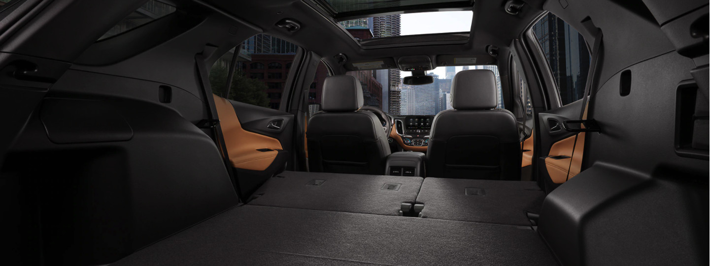 There's Plenty of Room for Your Items in the 2020 Chevrolet Equinox!