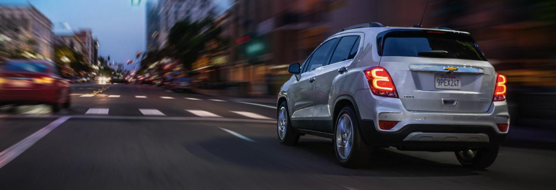 2020 Chevrolet Trax Technology Features near Lapeer, MI