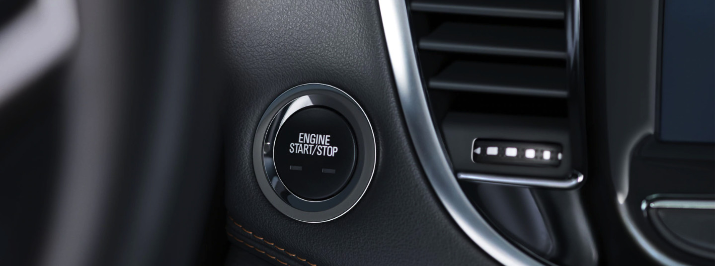 Turn the 2020 Chevrolet Trax On with a Press!