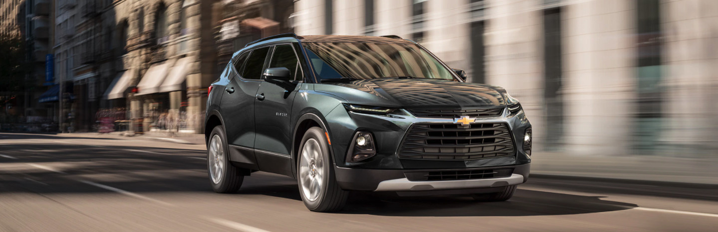 2020 Chevrolet Blazer Lease near Burton, MI
