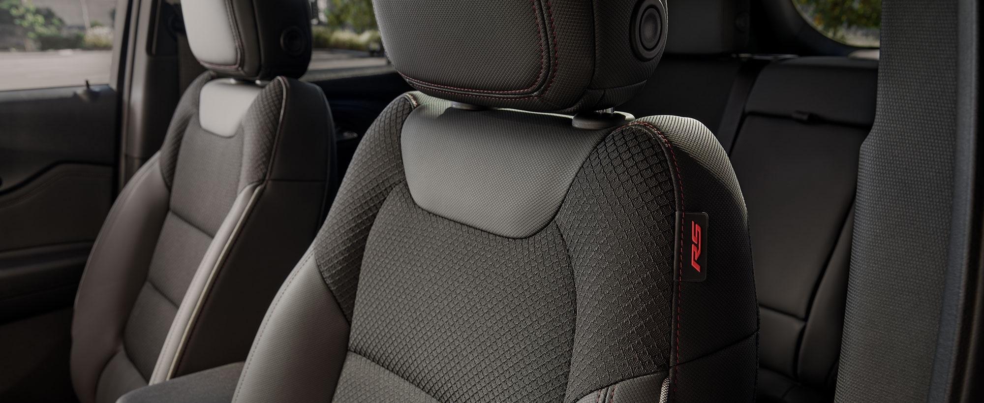 2021 Chevrolet Trailblazer Seating