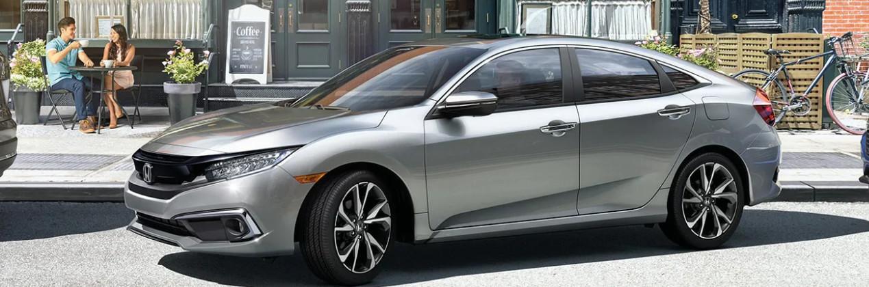 2020 Honda Civic vs 2020 Toyota Corolla in Elgin, IL