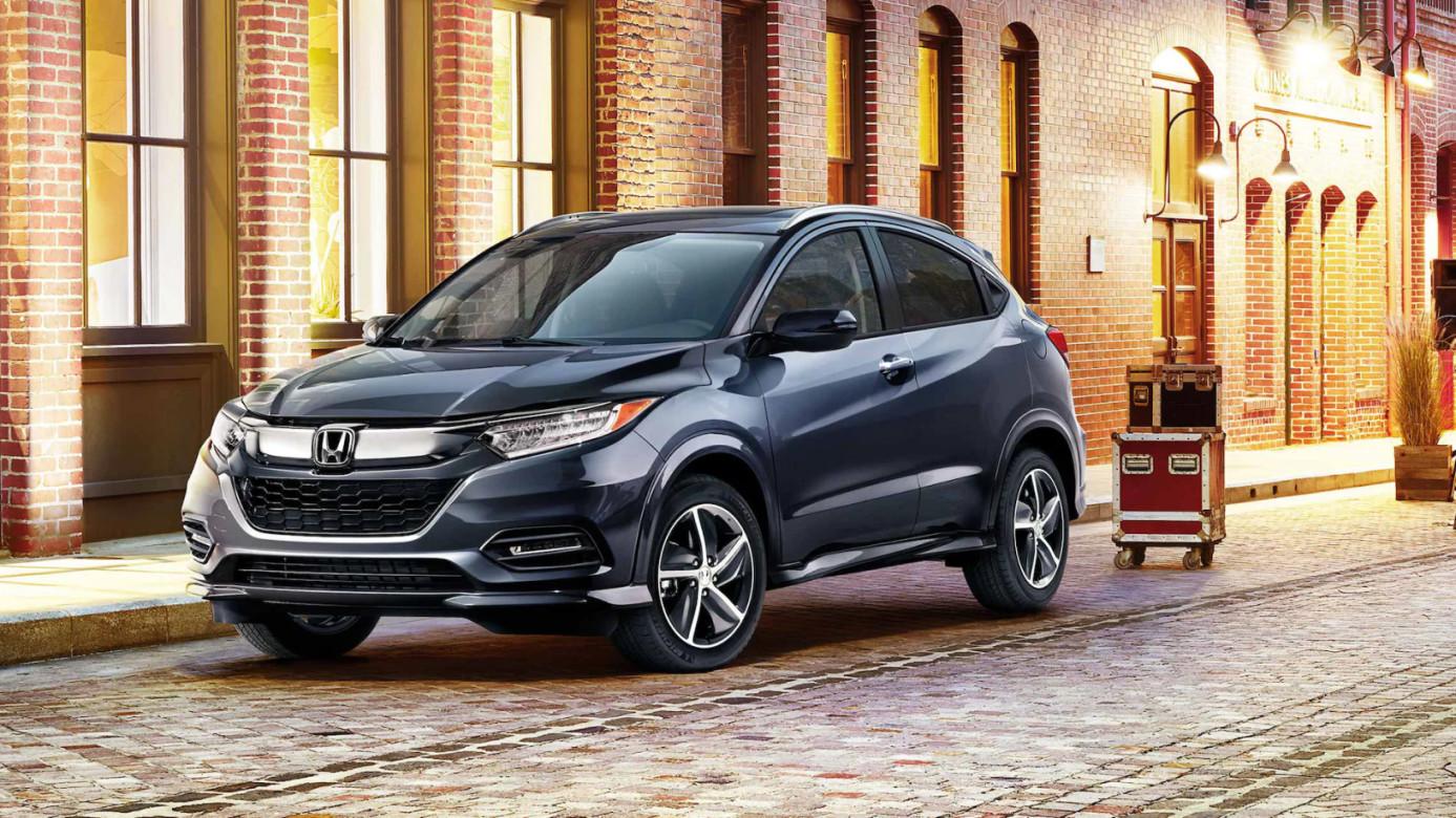 2020 Honda HR-V vs 2020 Toyota C-HR in Elgin, IL