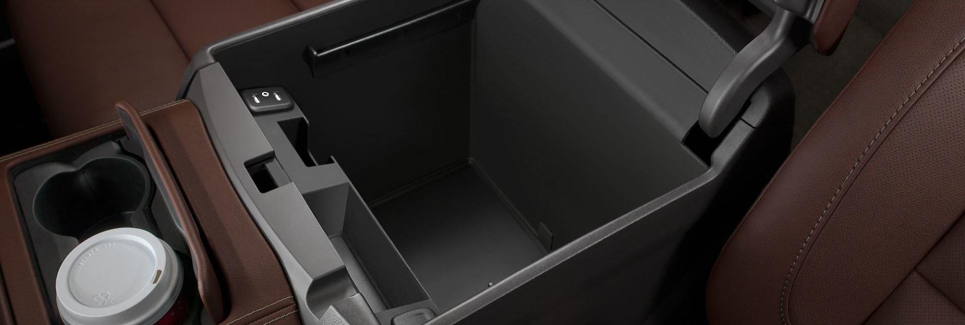 2020 Chevrolet Tahoe Interior Storage