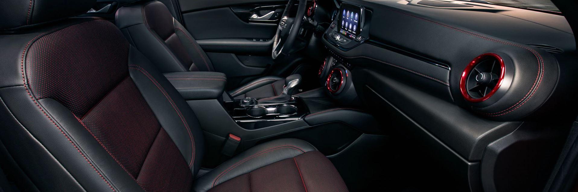 2020 Chevrolet Blazer Seating