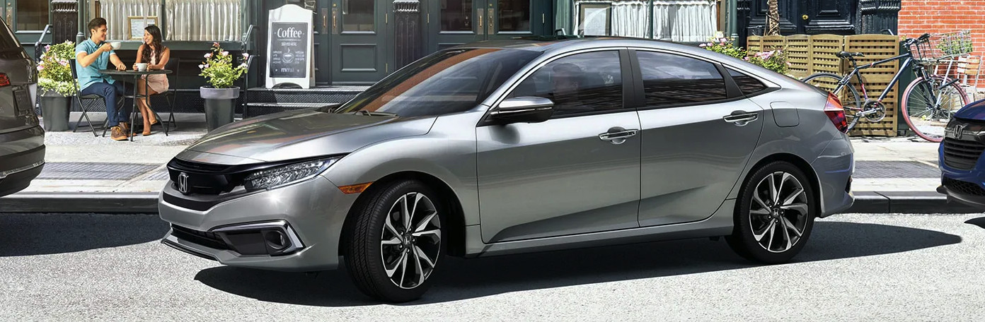 2020 Honda Civic Technology Features near Aiken, SC