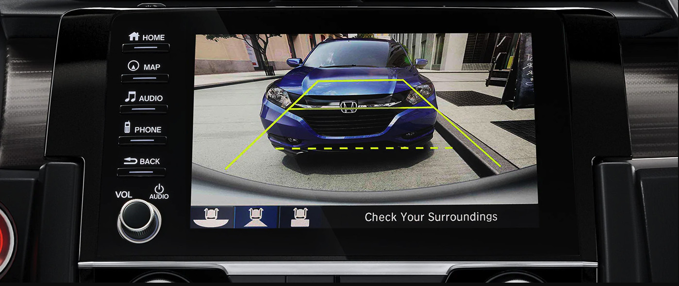 Cruise Around with Ease in the 2020 Honda Civic