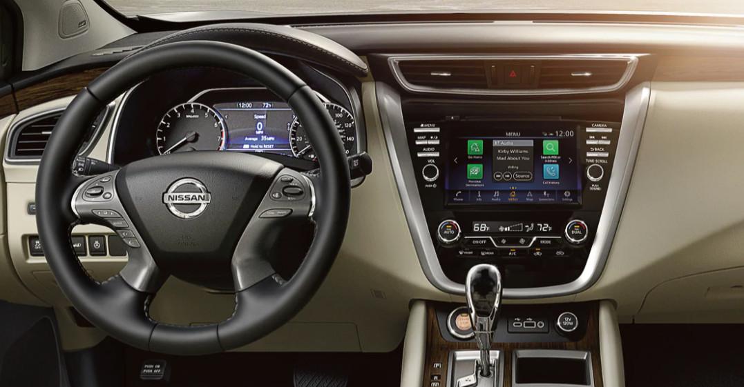 2020 Murano Steering Wheel
