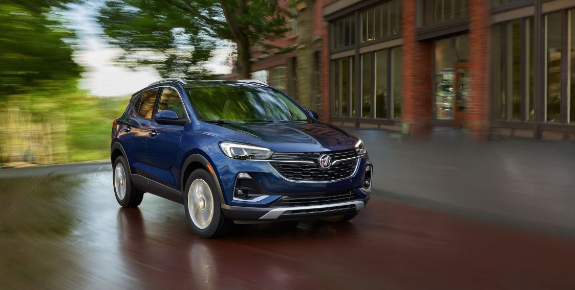 2020 Buick Encore Gx Key Features Near Phillips Wi