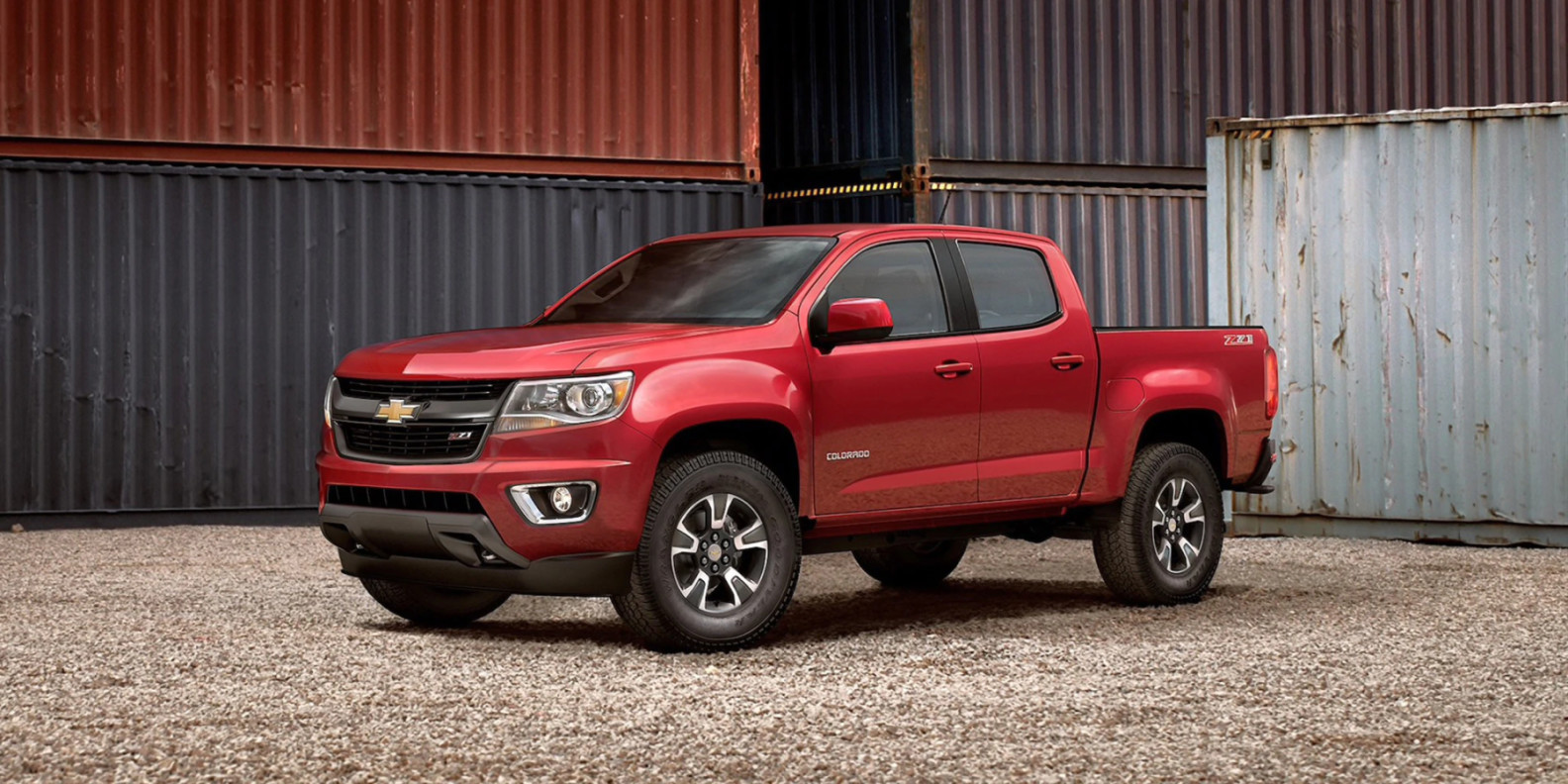 2020 Chevrolet Colorado vs 2020 Toyota Tacoma near Washington, DC