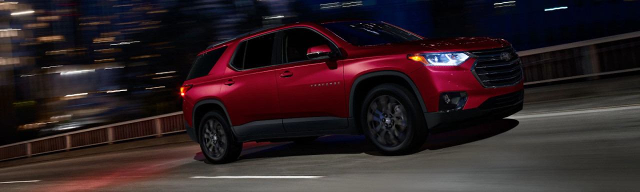 Test Drive a Traverse Today!