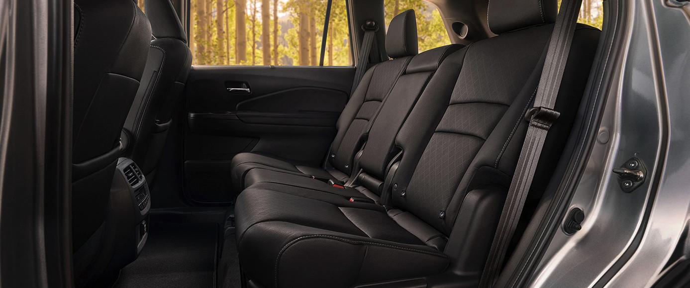 Enjoy Every Drive in the 2020 Honda Passport in Comfort!