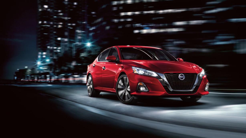 Test Drive a Nissan Altima!
