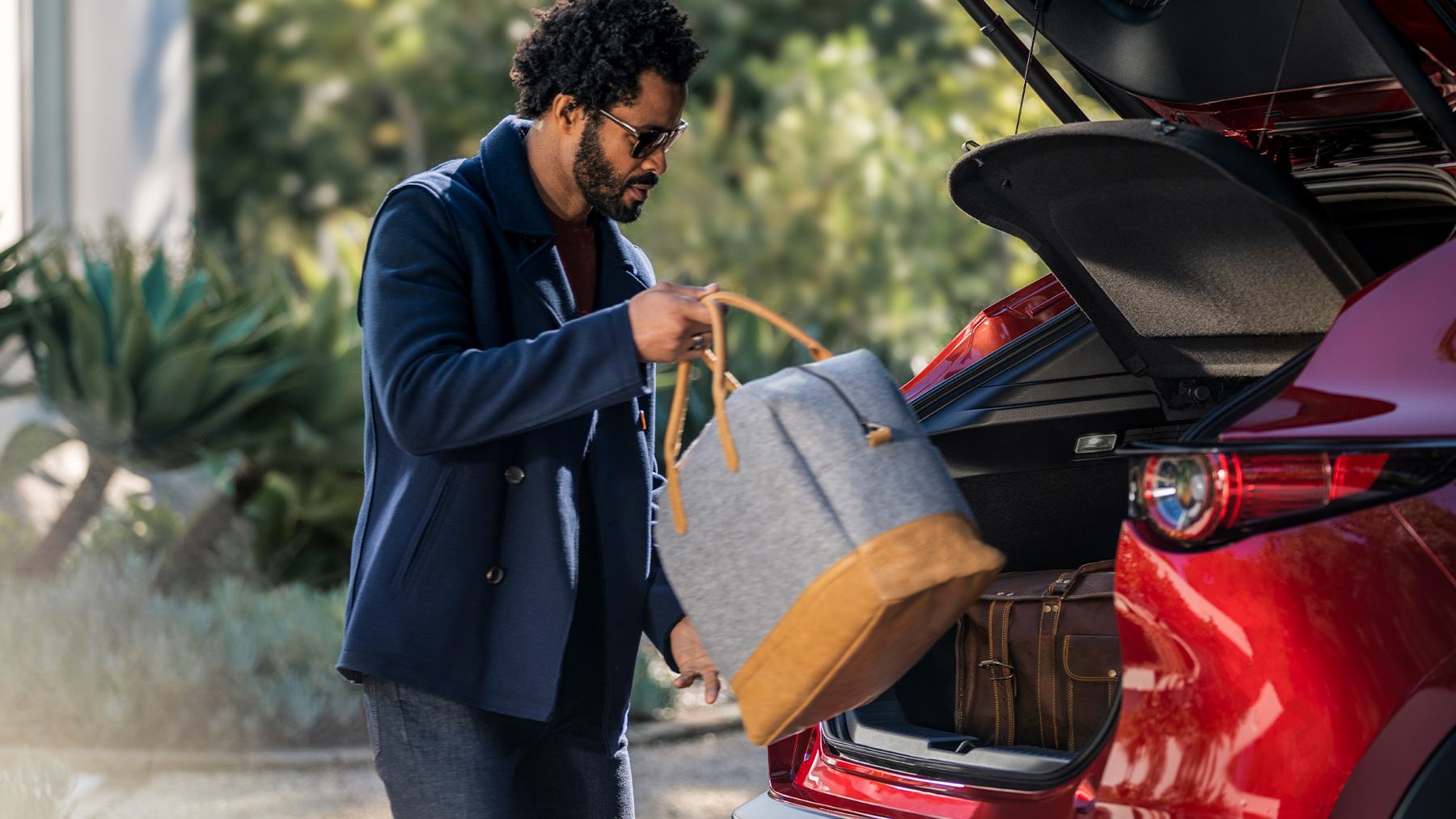 There's Plenty of Room for Your Items in the 2020 MAZDA CX-30!
